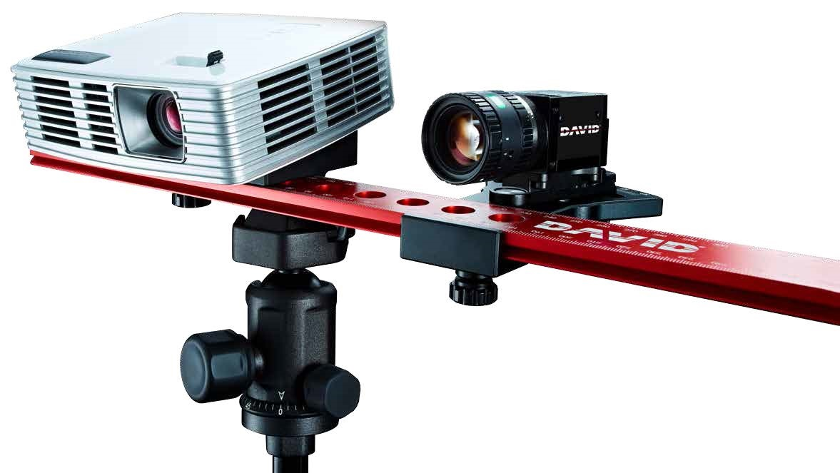 3D сканер DAVID SLS-3-1