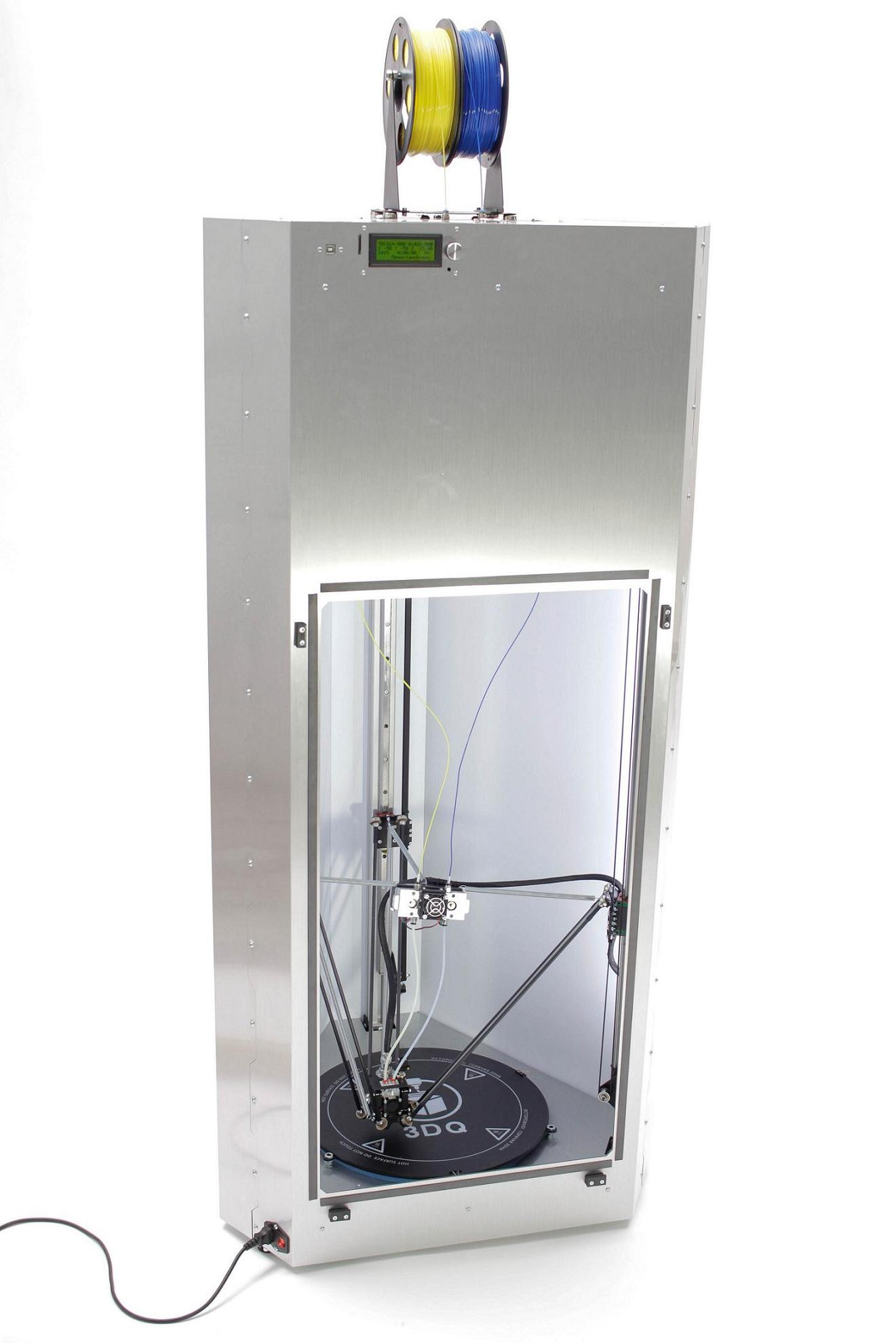 3D принтер 3DQuality Prism Special Dual-2