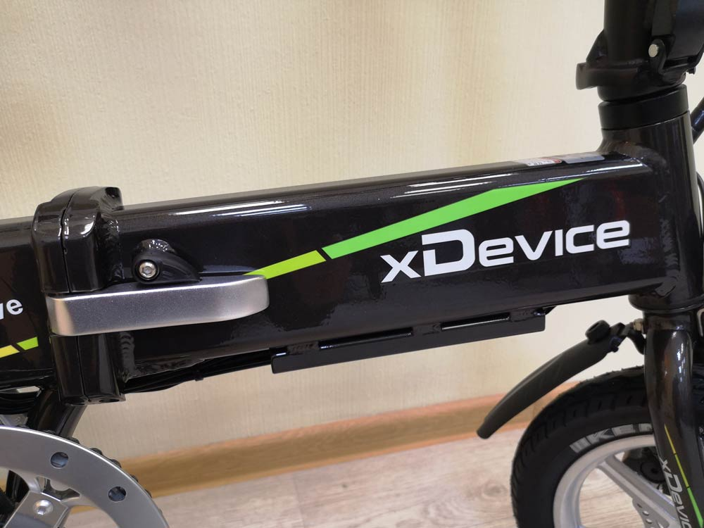 Электровелосипед xDevice xBicycle 14 Lux-6