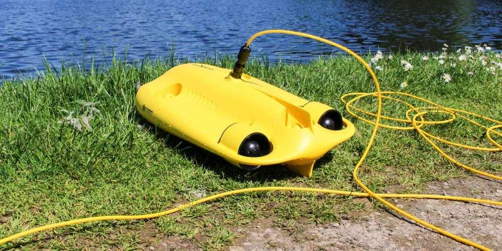 Подводный дрон Gladius Mini Combo-5