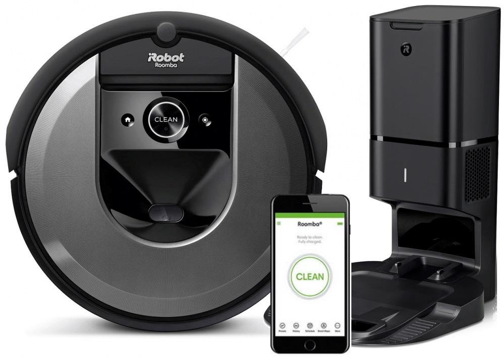 Робот пылесос iRobot Roomba i7+-1