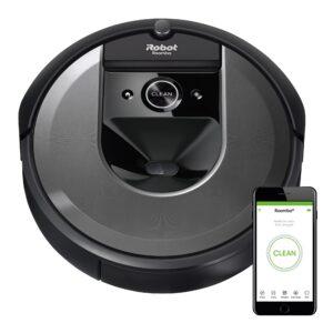 Робот пылесос iRobot Roomba i7+