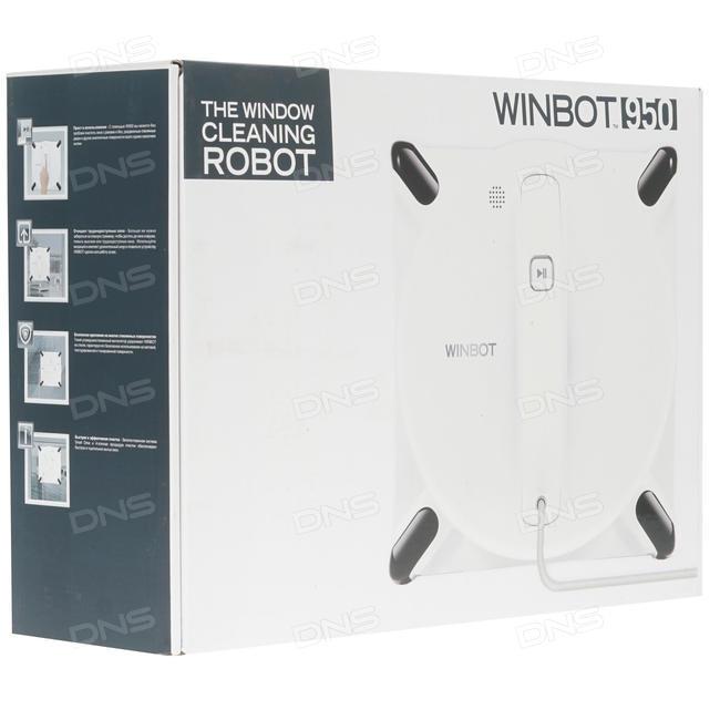 Робот для мойки окон Ecovacs WINBOT W950-2