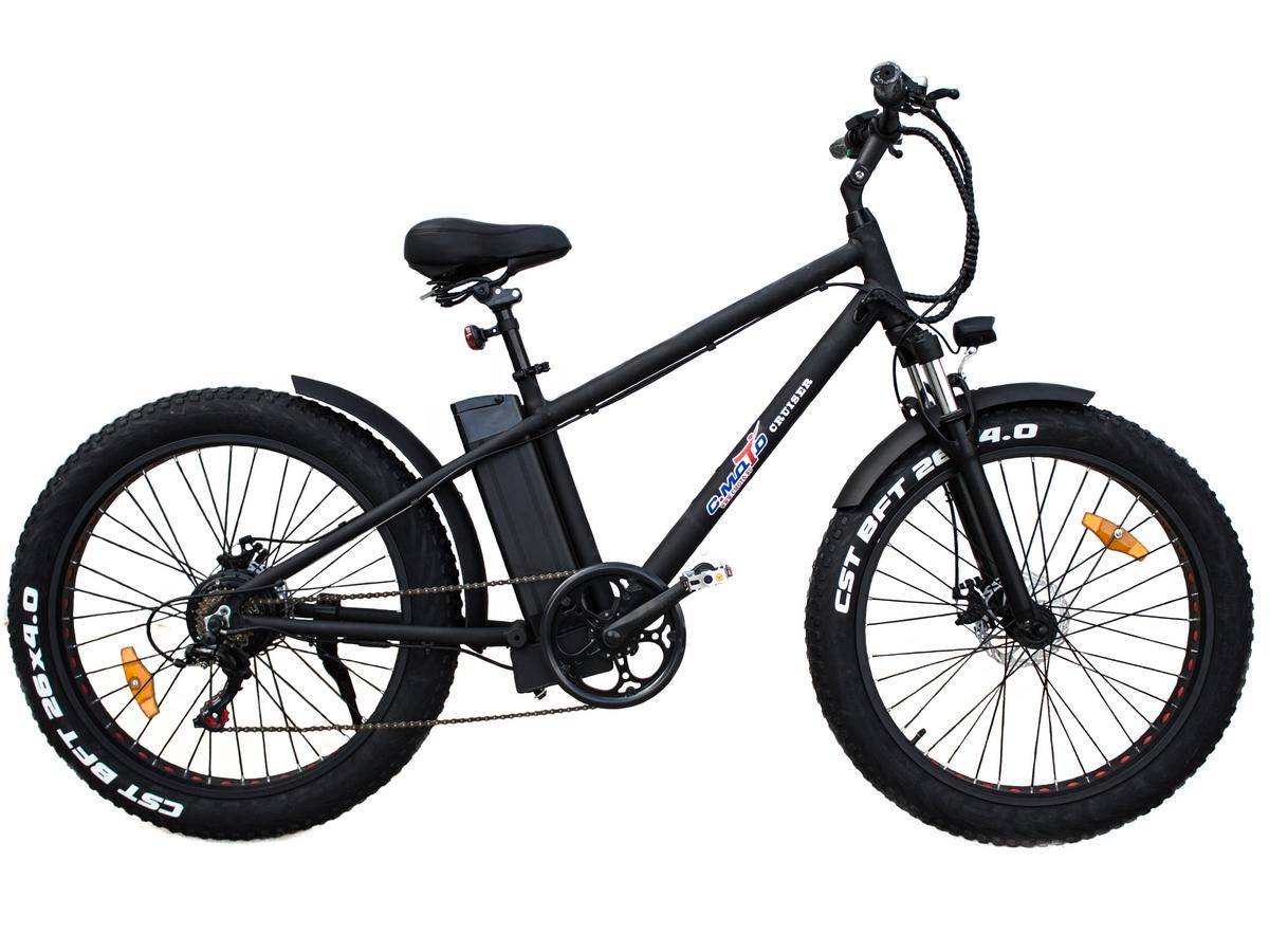 Электровелосипед CRUISER