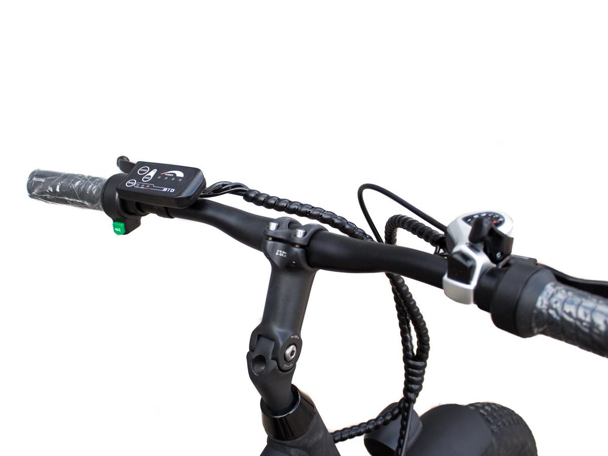Электровелосипед CRUISER-2