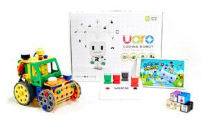 Роботы-игрушки: Роботы конструкторы UARO