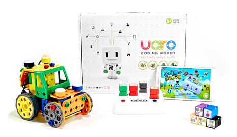 Конструктор UARO базовый набор ( step 1)