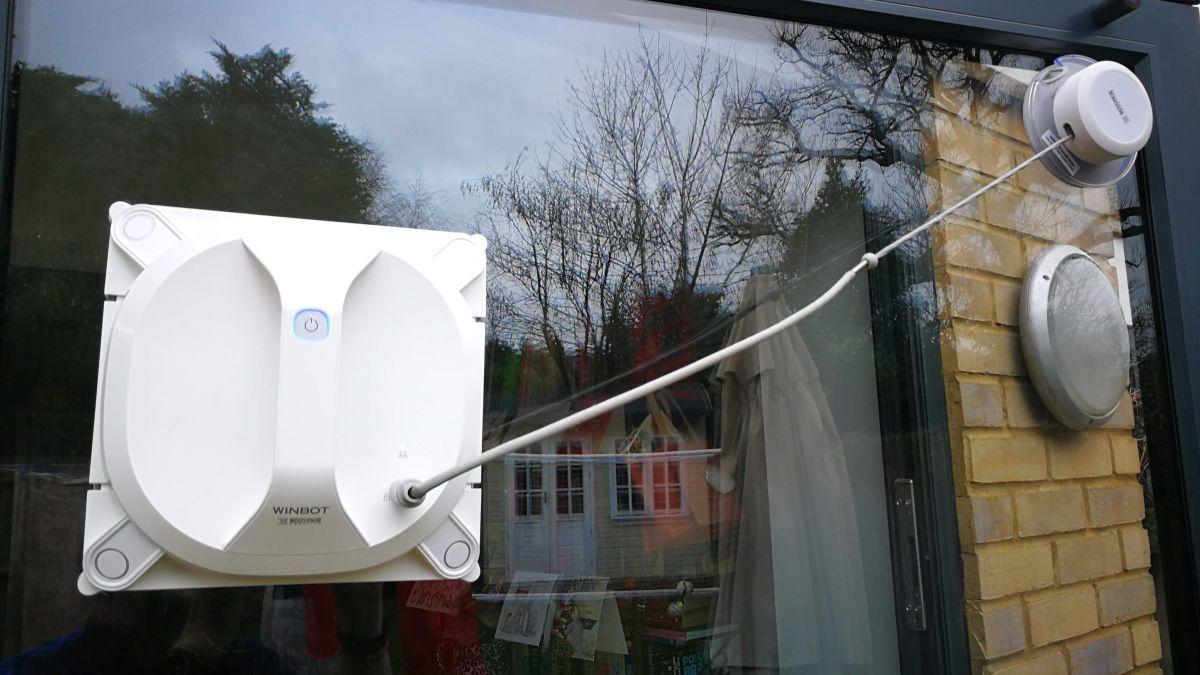 Робот мойщик окон ECOVACS WINBOT X-2
