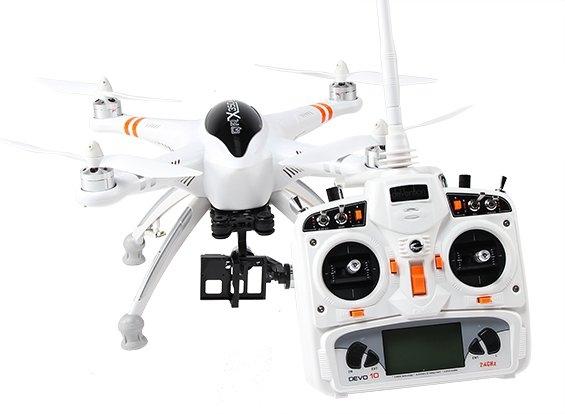 Квадрокоптер Walkera QR X350 Pro(без камеры) 5.8G