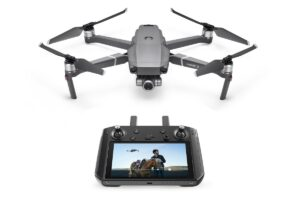 Квадрокоптер Mavic 2 Zoom DJI Smart Controller
