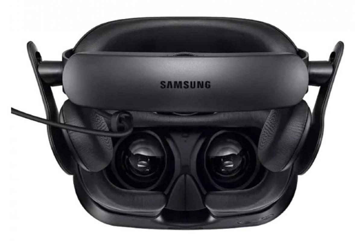 Очки виртуальной реальности Samsung HMD Odyssey plus-2