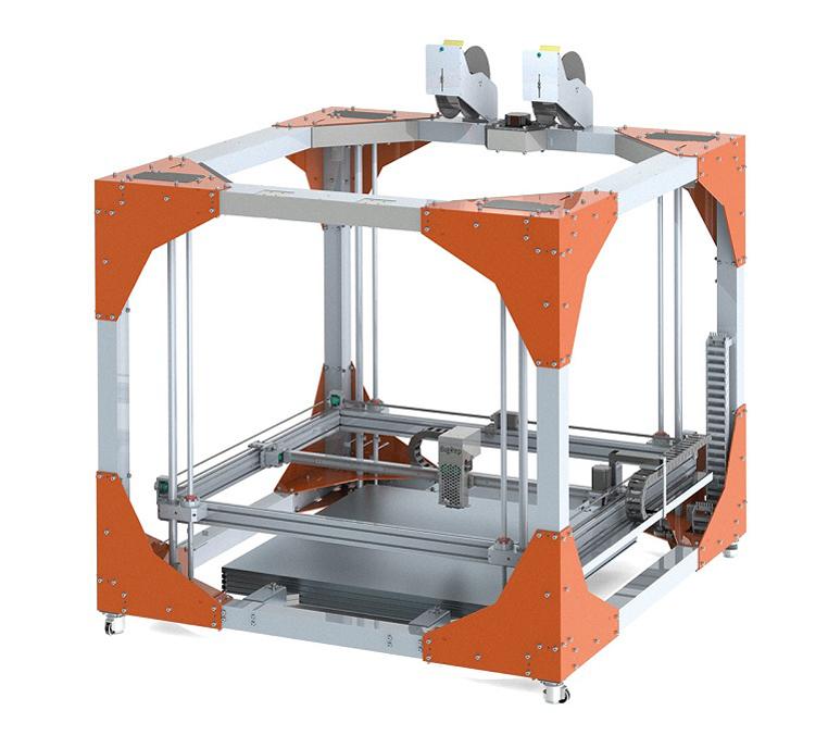 3D принтер BigRep ONE v3-1