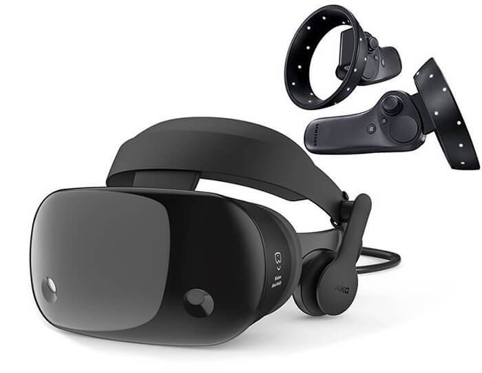 Очки виртуальной реальности Samsung HMD Odyssey plus