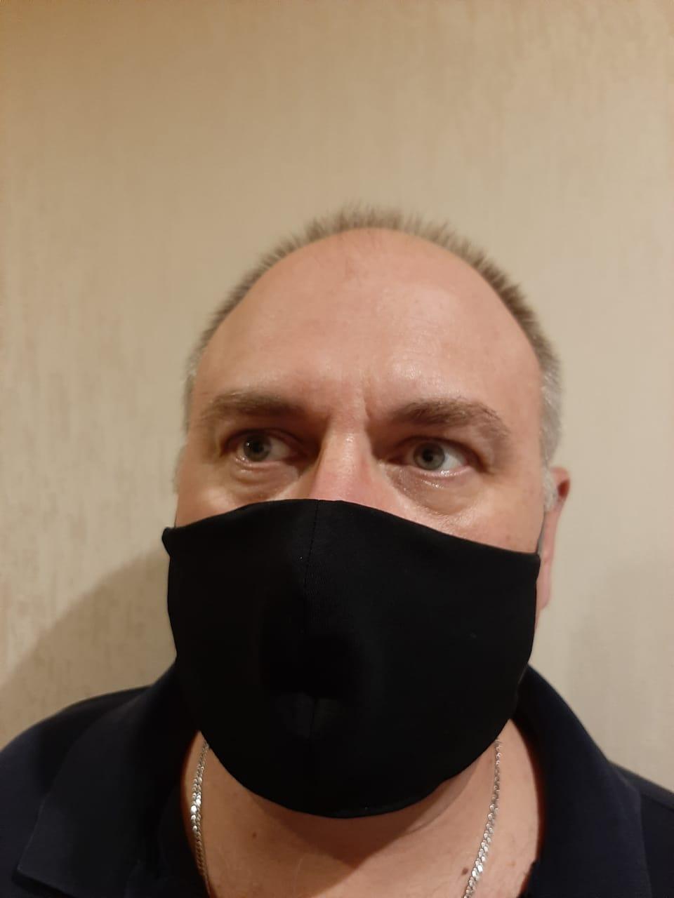 Маска защитная для лица-2
