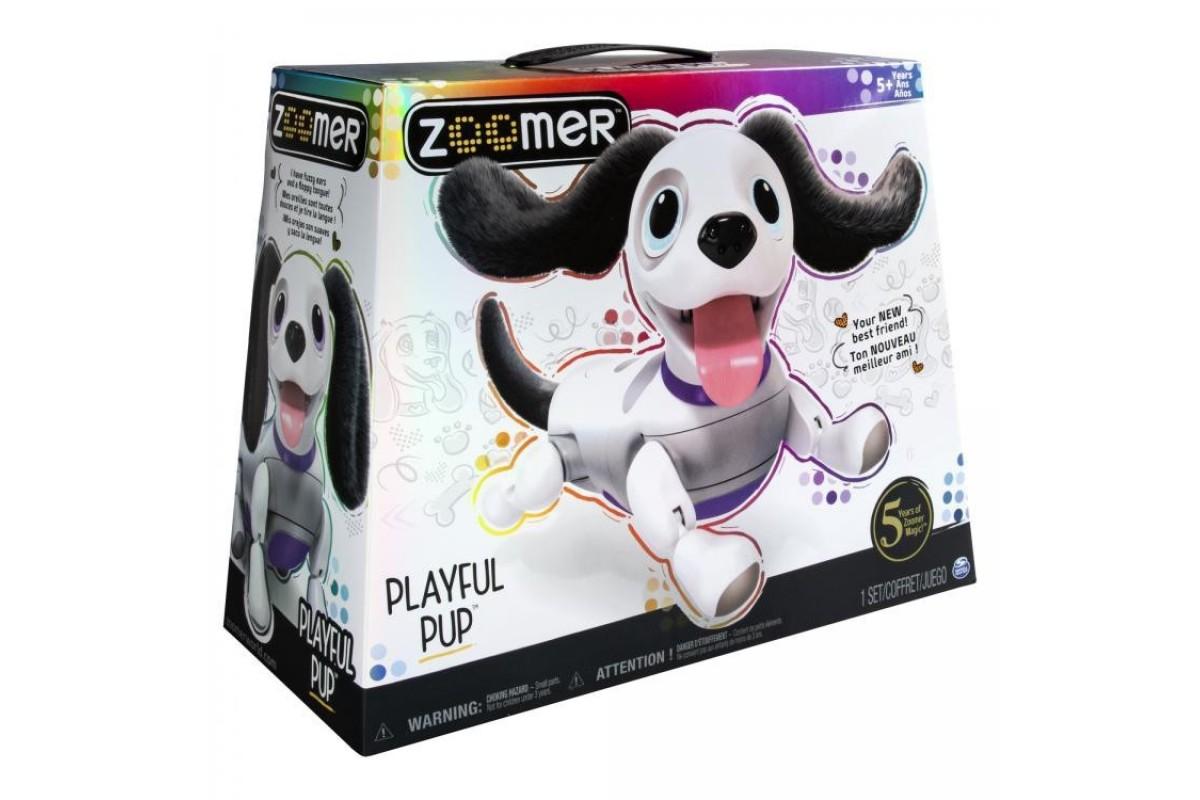 Интерактивный щенок — Playful Pup-3