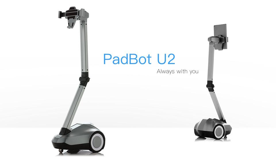 Робот удалённого присутствия  Padbot U2-1