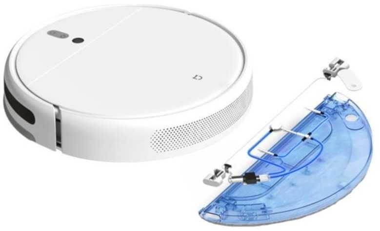 Пылесос Xiaomi Mi Robot Vacuum-Mop White-2