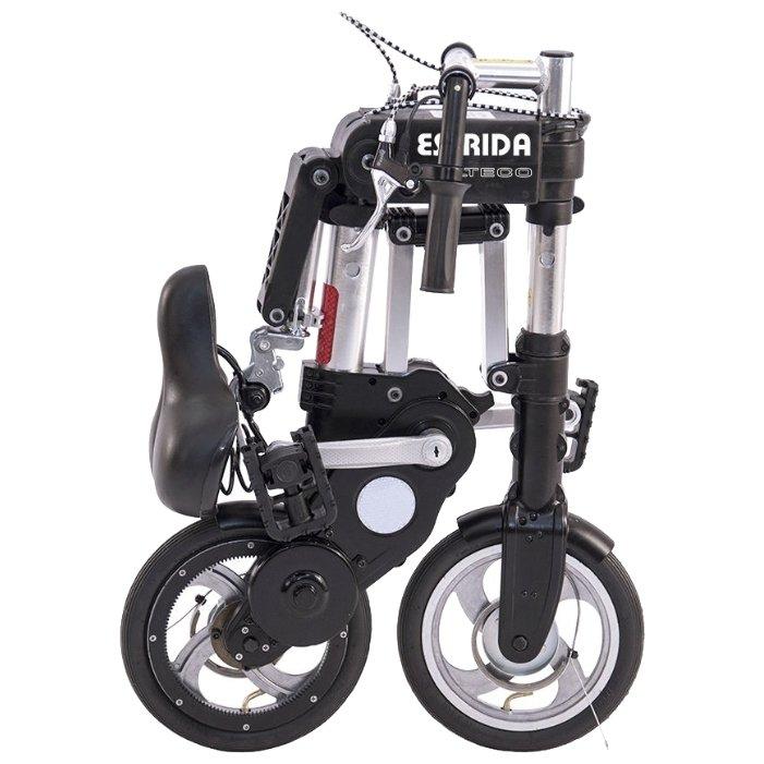 Электровелосипед VOLTECO ESTRIDA-2