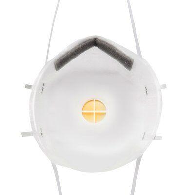 3M™ 8112 Противоаэрозольная Фильтрующая Полумаска FFP1 NR D, с клапаном выдоха-3