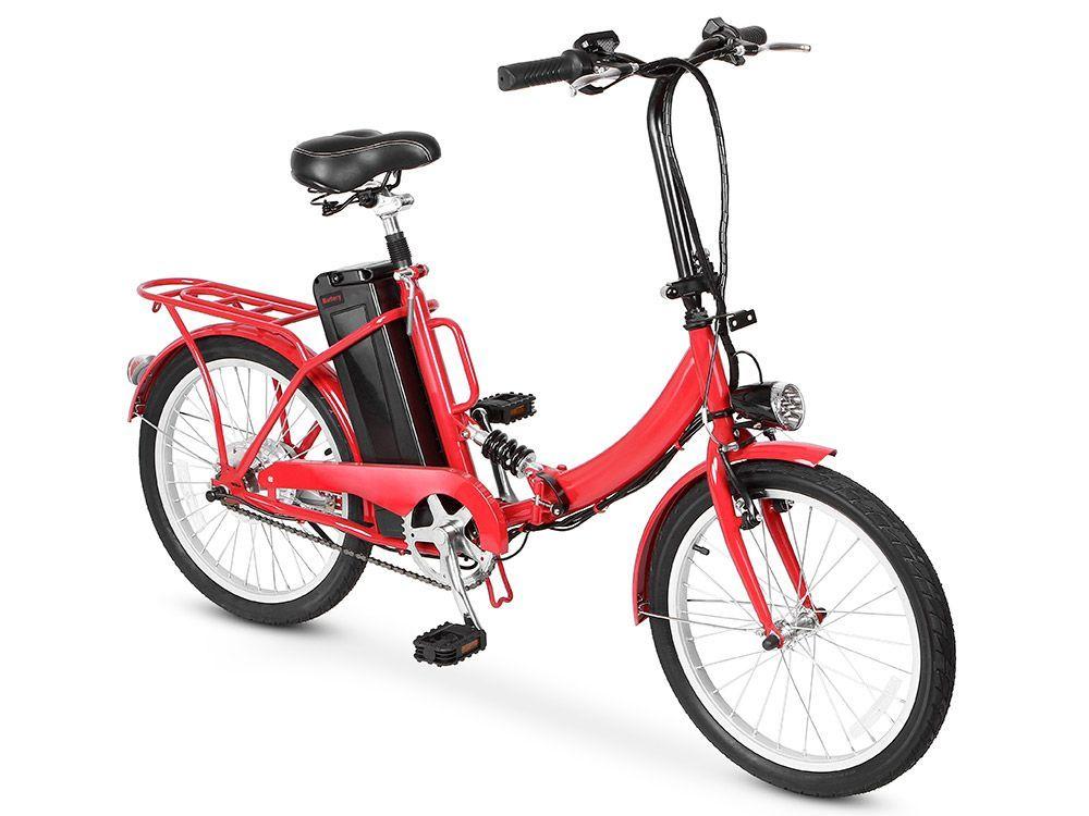 Электровелосипед Unimoto FLY