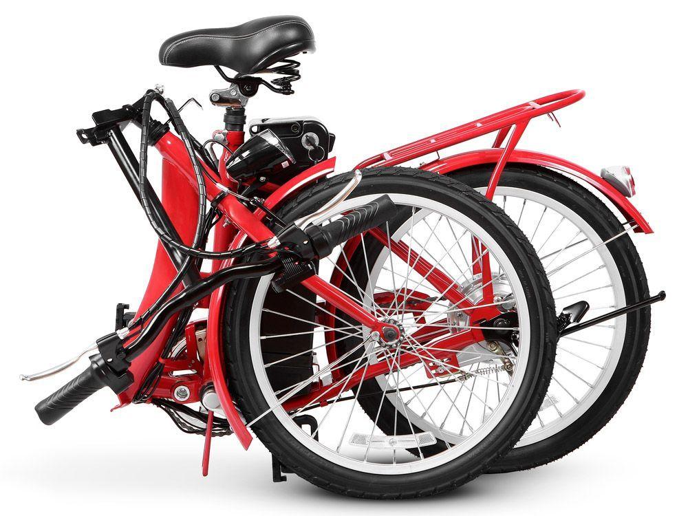 Электровелосипед Unimoto FLY-2
