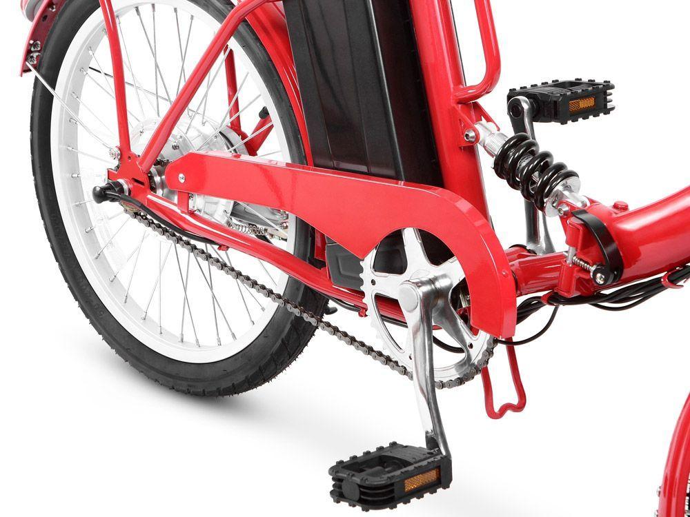 Электровелосипед Unimoto FLY-3