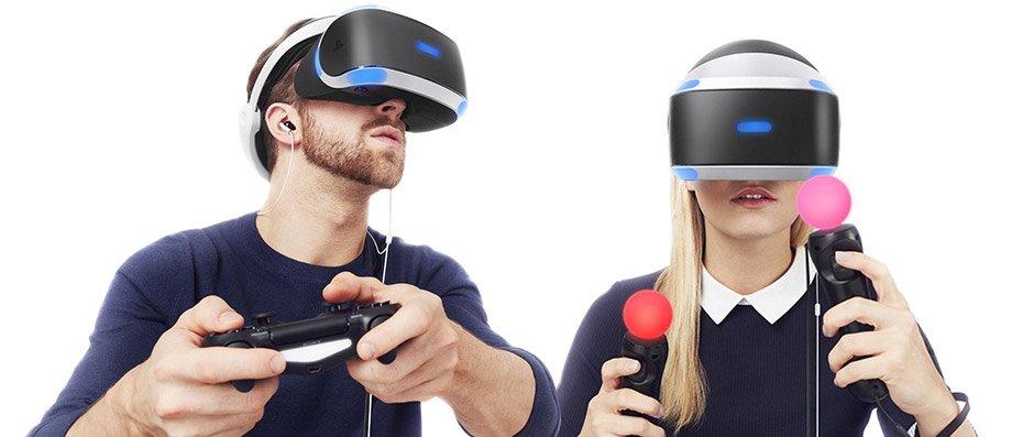 Шлем виртуальной реальности Sony PlayStation VR (CUH-ZVR2) + Camera VR + VR World-2