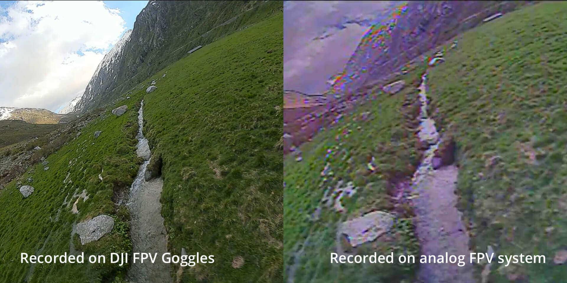 Очки FPV DJI Goggles-4