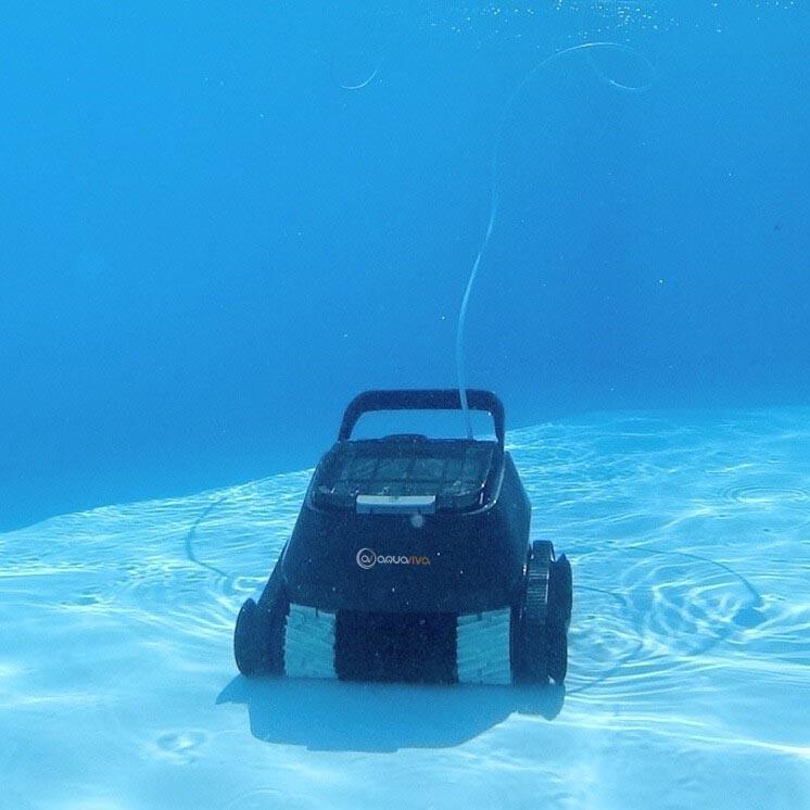 Робот-пылесоc AquaViva 7320 Black Pearl-5