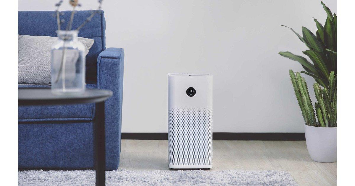 Очиститель воздуха Xiaomi Mi Air Purifier 2s-3