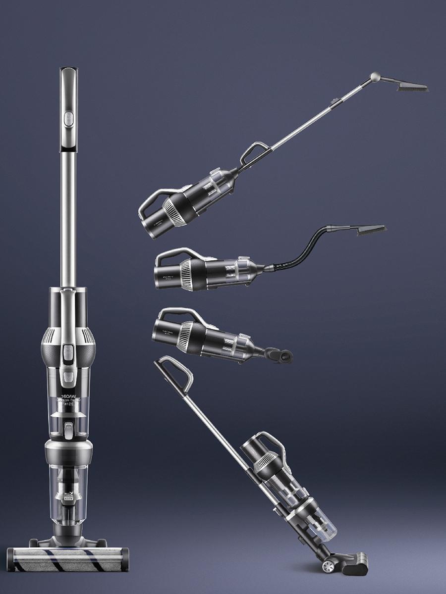 Вертикальный пылесос Genio Magic Stick M20-2