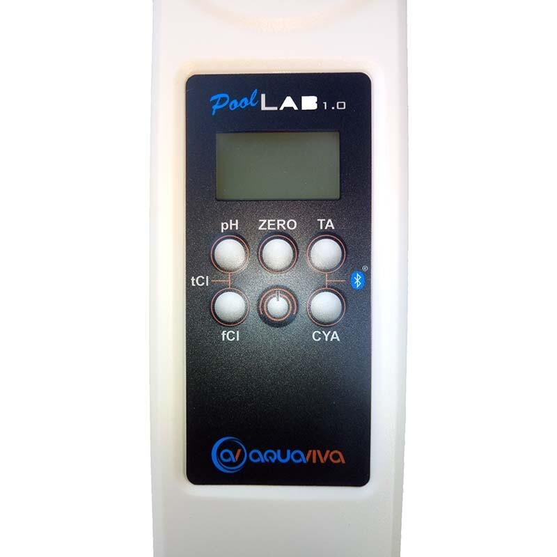 Тестер фотометр PoolLab 1.0 POL01-AQPRU-8