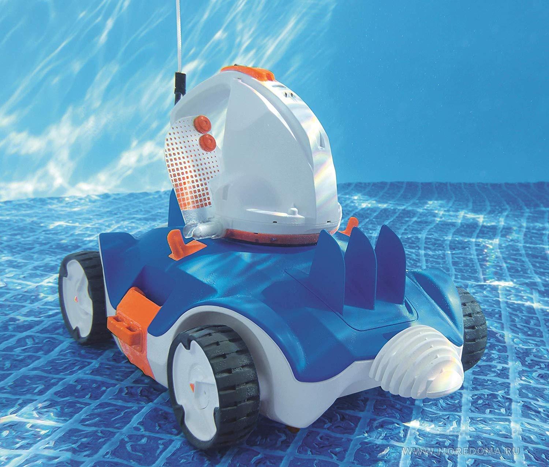 Робот-пылесос беспроводной Bestway Aquatronix-3