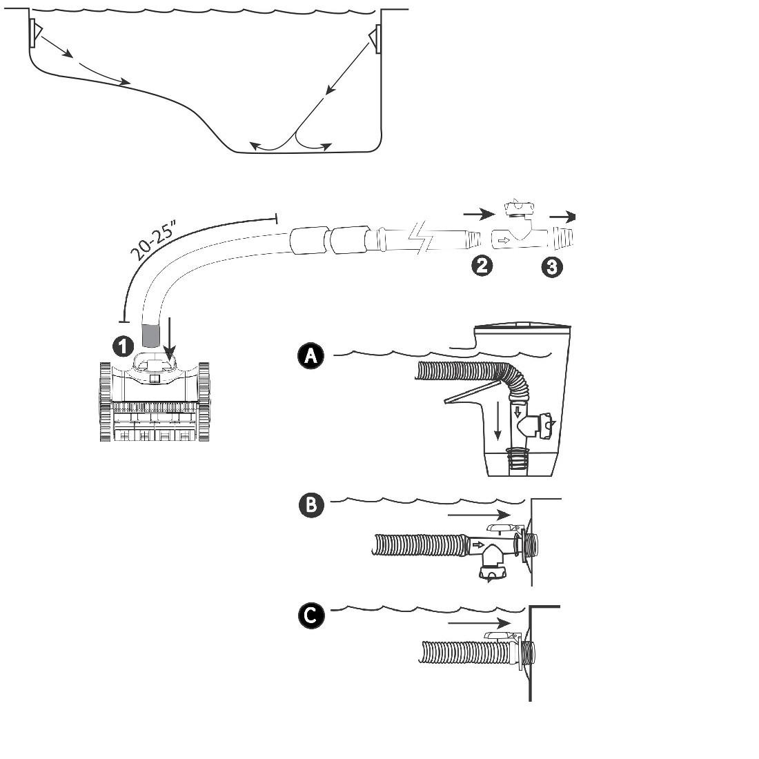 Робот-пылесос Hayward AquaNaut 250-3