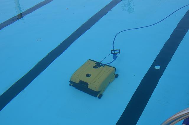 Робот для бассейна Dolphin Wave 200 XL-3