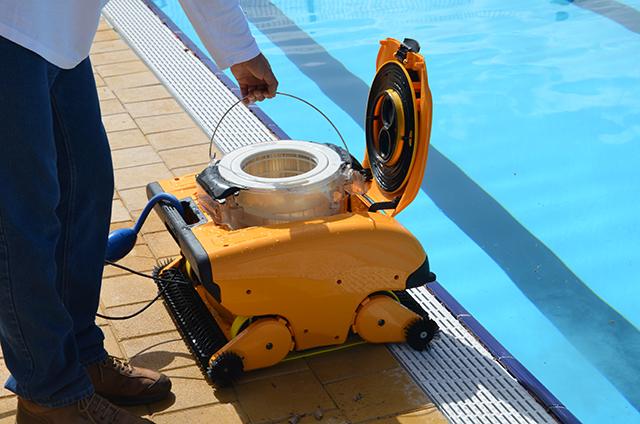 Робот для бассейна Dolphin Wave 200 XL-4