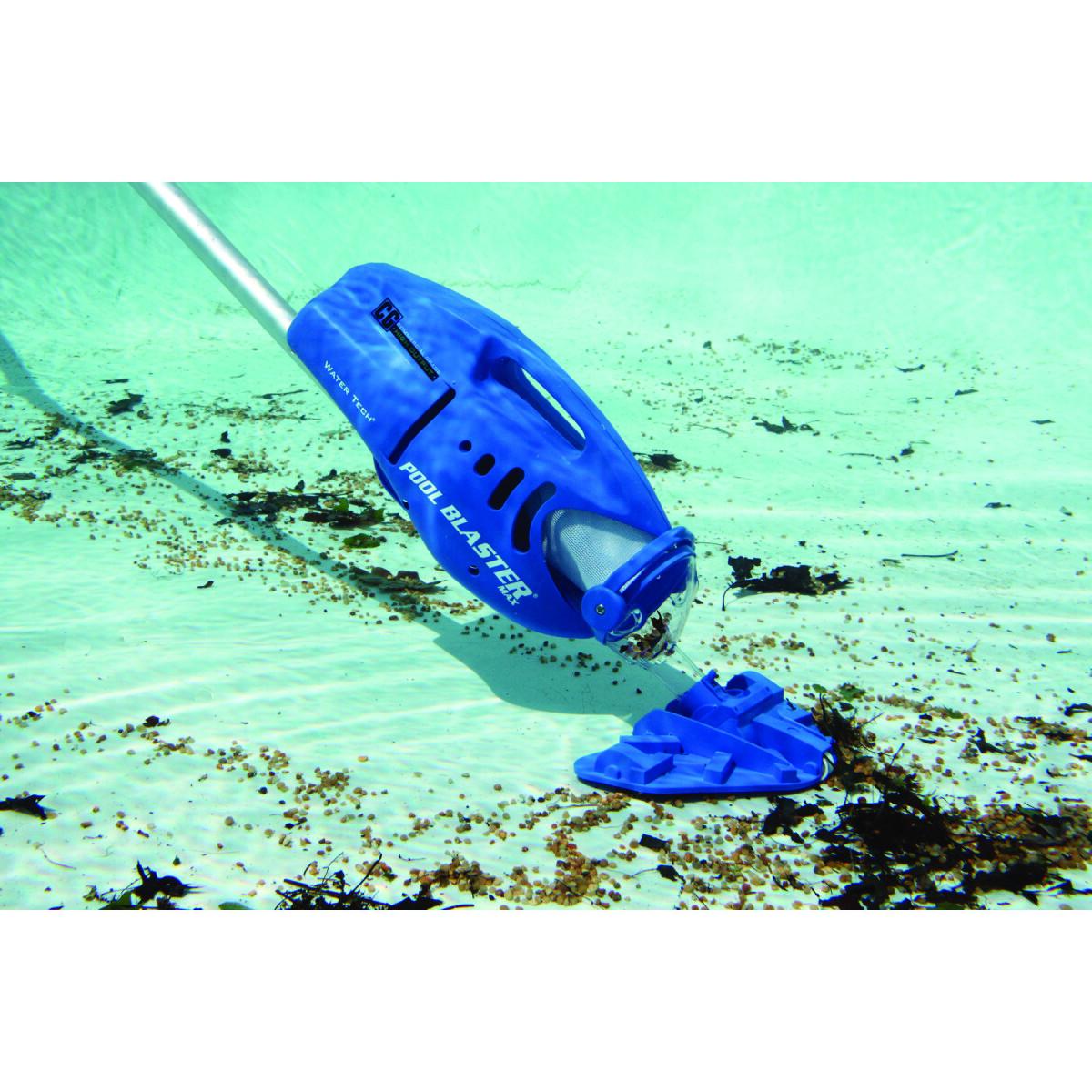 Ручной пылесос Watertech Pool Blaster MAX CG (Li-ion)-6