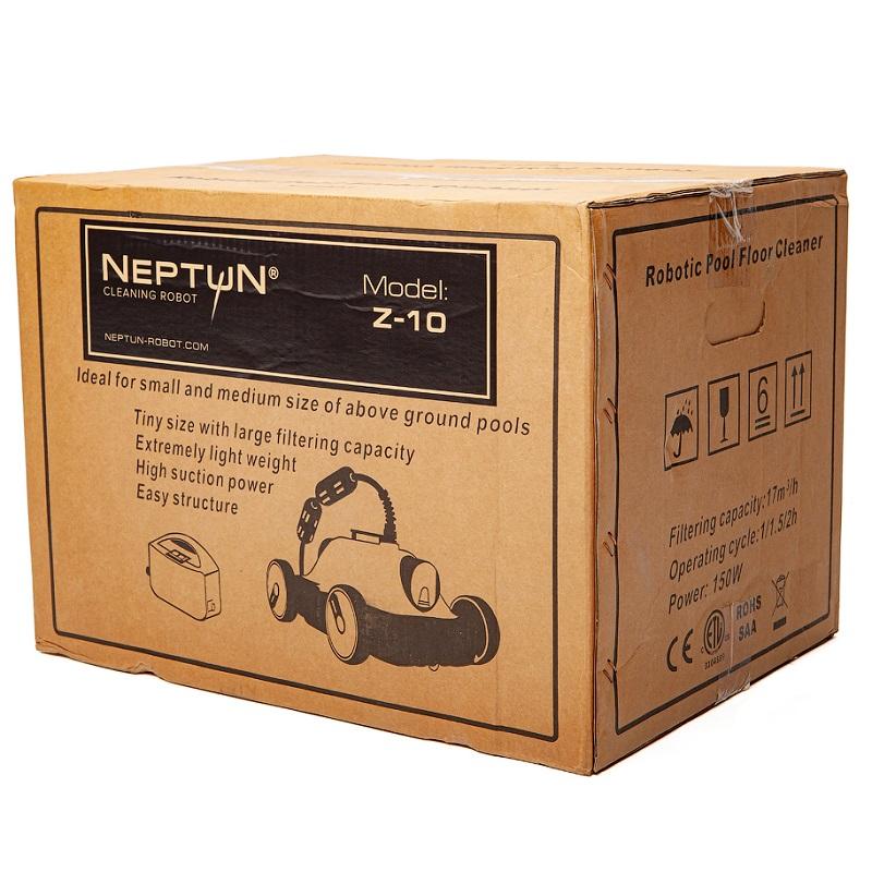 Робот-пылесос Neptun Z-10 (9 м)-4