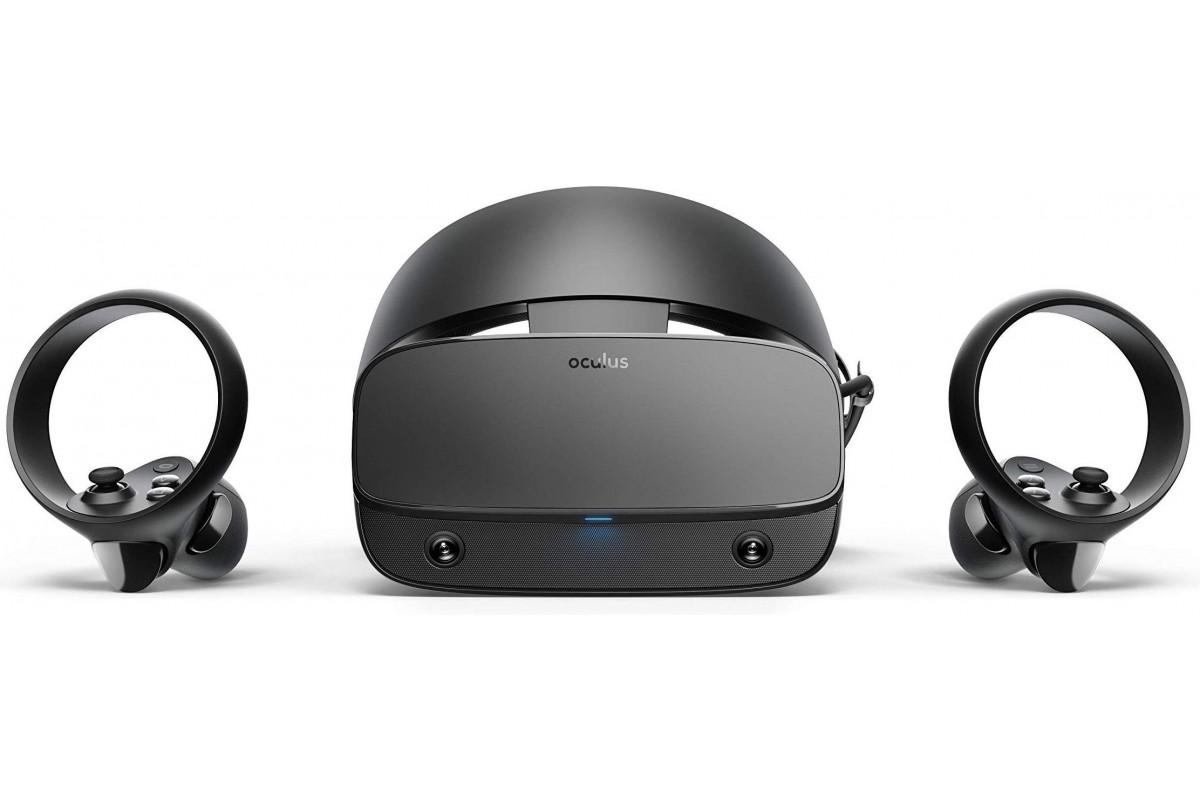 Шлем виртуальной реальности Oculus Rift S-3