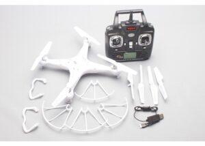 Радиоуправляемый квадрокоптер Syma X5 Explorers Skytech Max Fly 2.4G — SYMA-X5