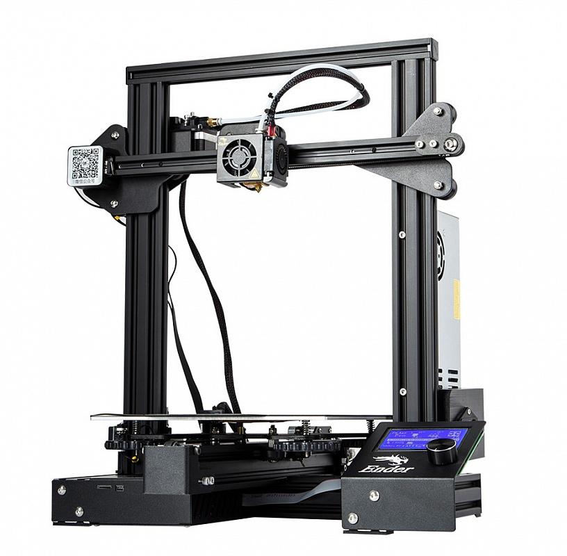 3D принтер Creality3D Ender 3 Pro (набор для сборки)-3