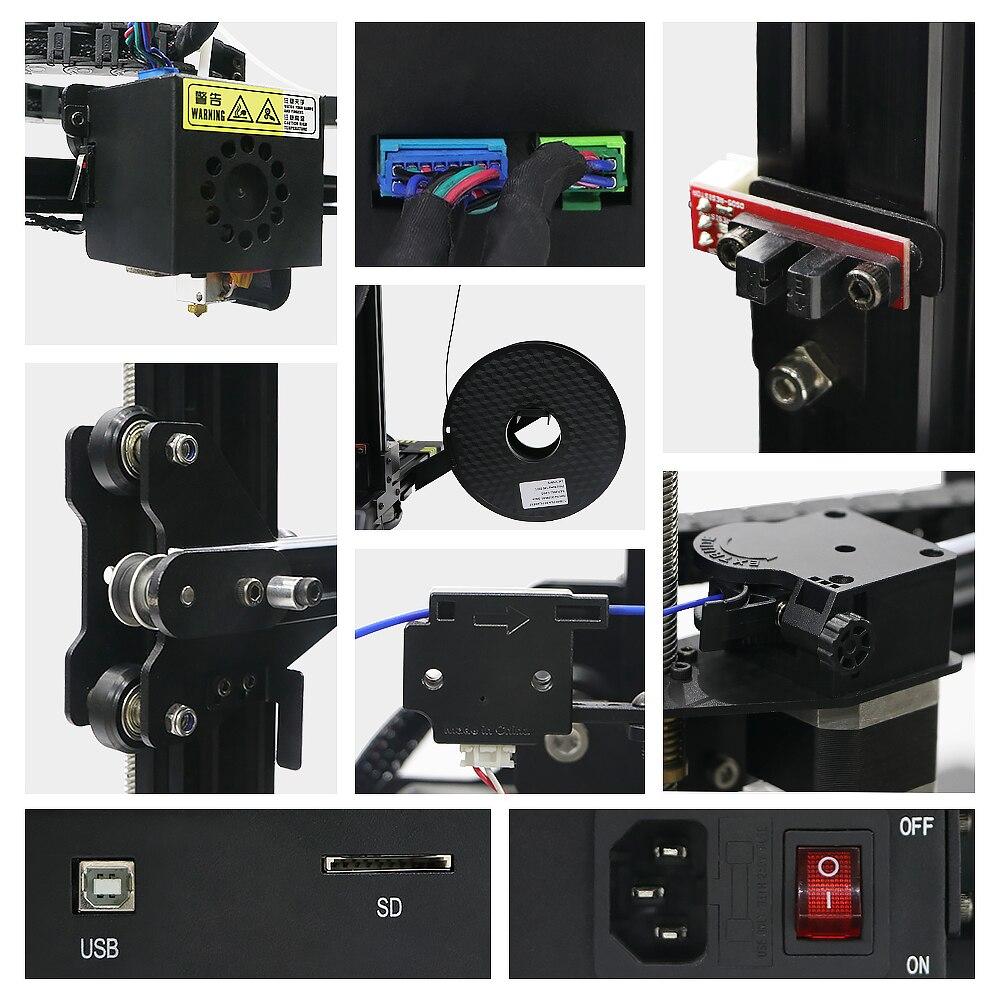 3D принтер Anycubic Chiron (ANYCUBIC C)-3