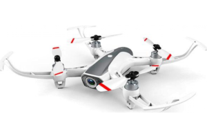 Квадрокоптер Syma W1 Pro, белый