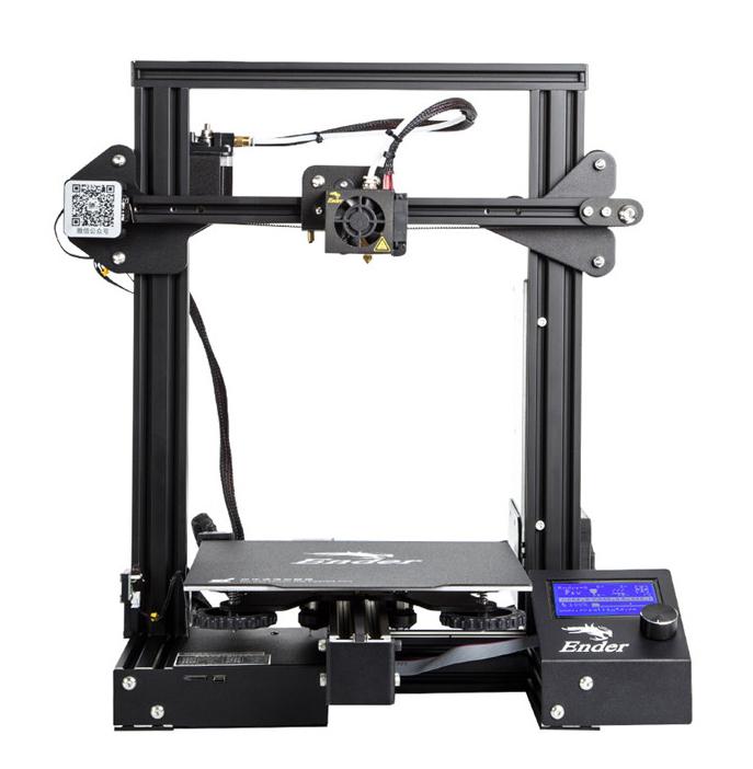 3D принтер Creality3D Ender 3 Pro (набор для сборки)-2