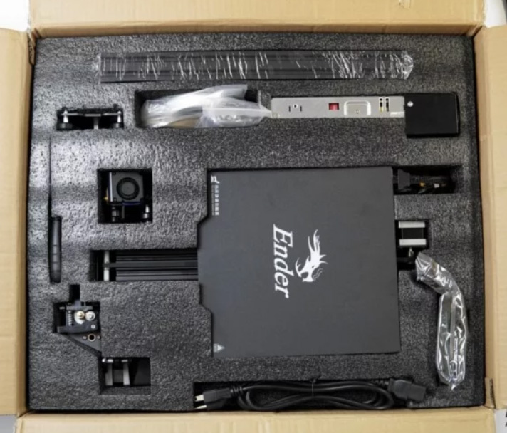 3D принтер Creality3D Ender 3 Pro (набор для сборки)-4