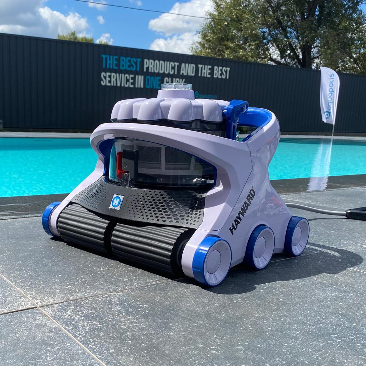 Робот-пылесос Hayward Aquavac 600-3