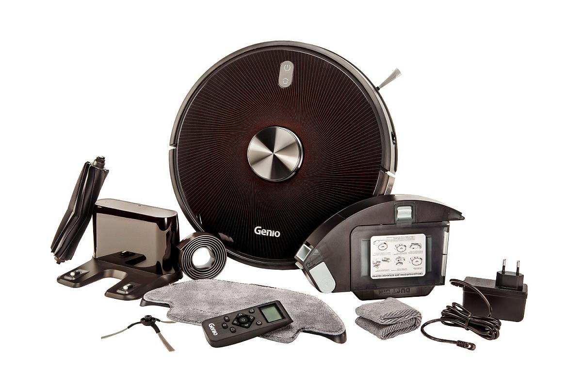 Робот пылесос Genio Laser L800-2