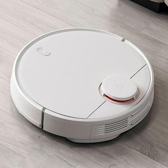 Робот-пылесос Xiaomi Mi Robot Vacuum-Mop P W-2