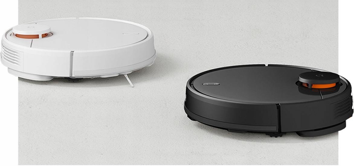 Робот-пылесос Xiaomi Mi Robot Vacuum-Mop P W