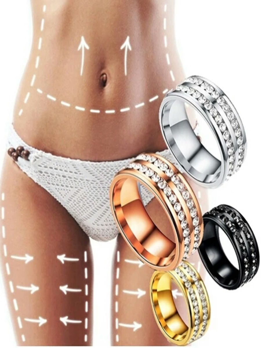 Магнитное кольцо для похудения-2